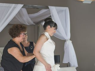 La boda de Jessica y Román 1