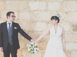 La boda de Jessica y Román