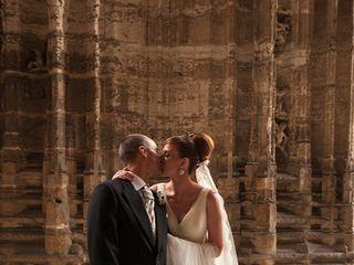 La boda de Bibi y Chema 1