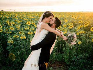 La boda de Enma y Fernando