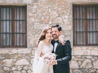 La boda de Rosario y Mariano