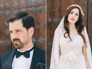 La boda de Rosario y Mariano 1