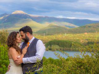 La boda de Rebeca y Oscar