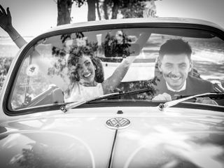 La boda de Elena y Robert