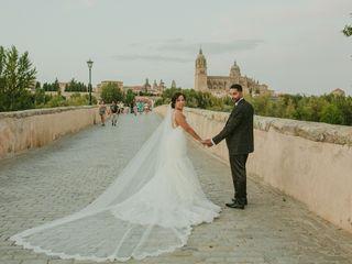 La boda de Jeny y Alberto