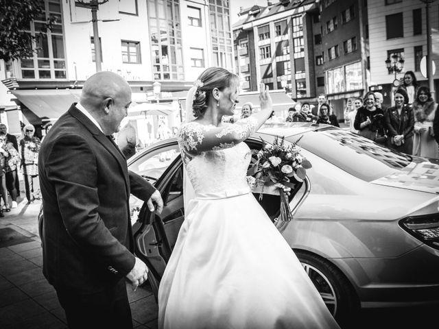 La boda de Jose y Olaya en Sama De Langreo, Asturias 6