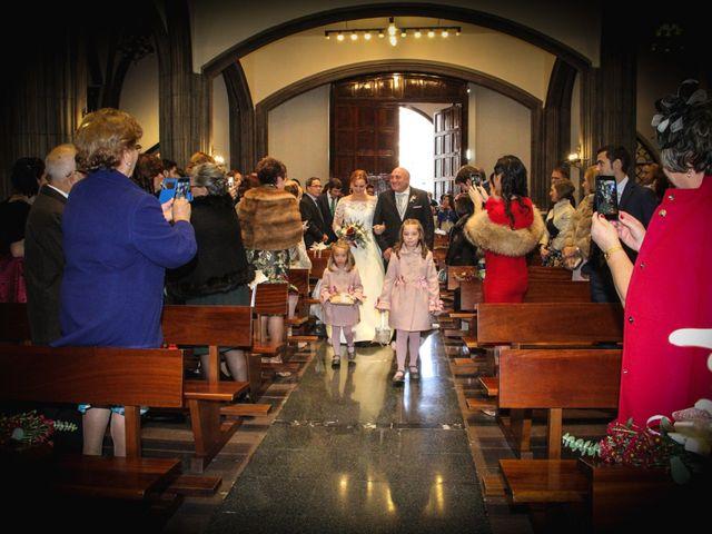 La boda de Jose y Olaya en Sama De Langreo, Asturias 9