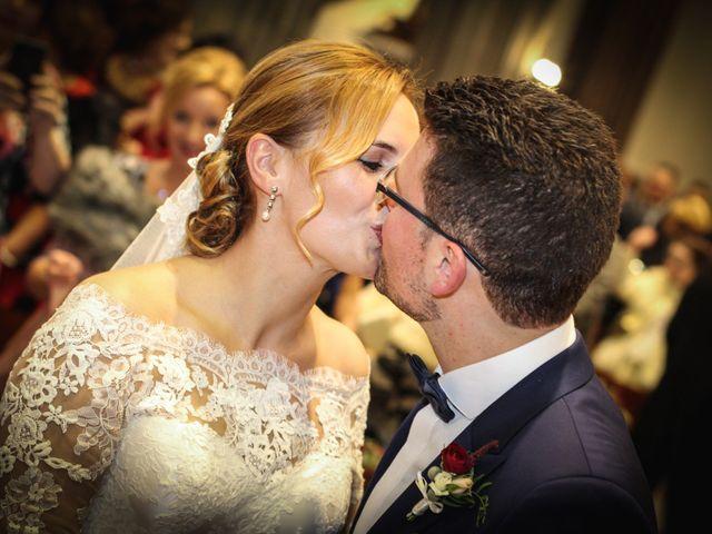 La boda de Jose y Olaya en Sama De Langreo, Asturias 16
