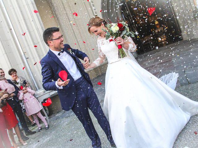 La boda de Jose y Olaya en Sama De Langreo, Asturias 19