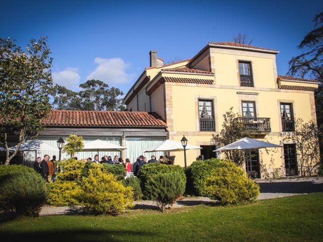 La boda de Jose y Olaya en Sama De Langreo, Asturias 23