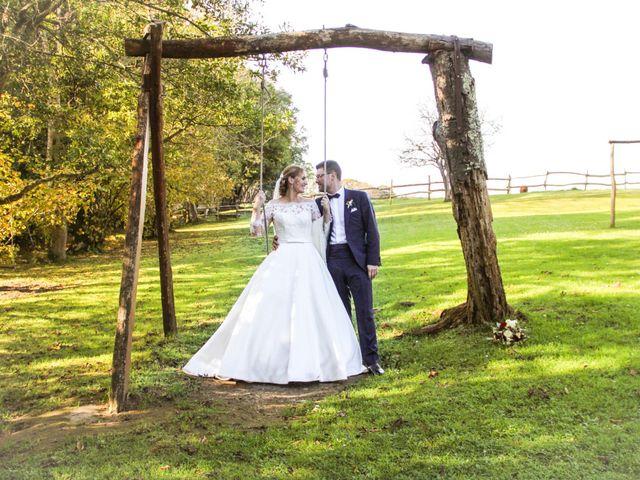 La boda de Jose y Olaya en Sama De Langreo, Asturias 31