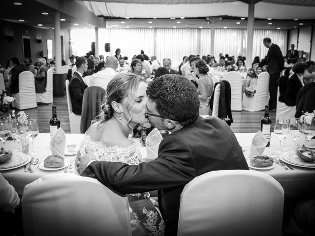 La boda de Jose y Olaya en Sama De Langreo, Asturias 37