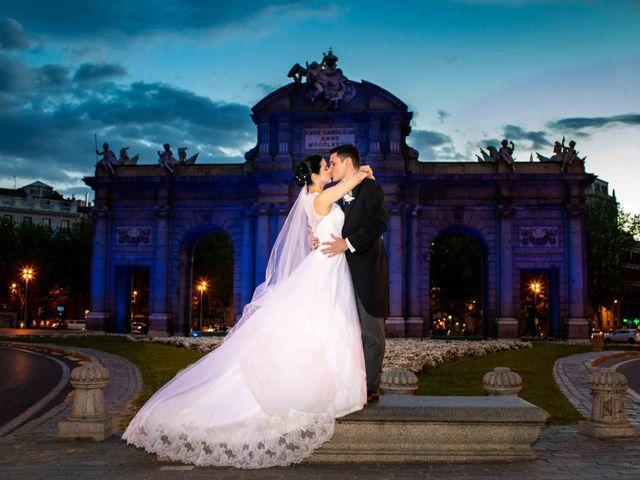 La boda de Mariana y Giancarlos
