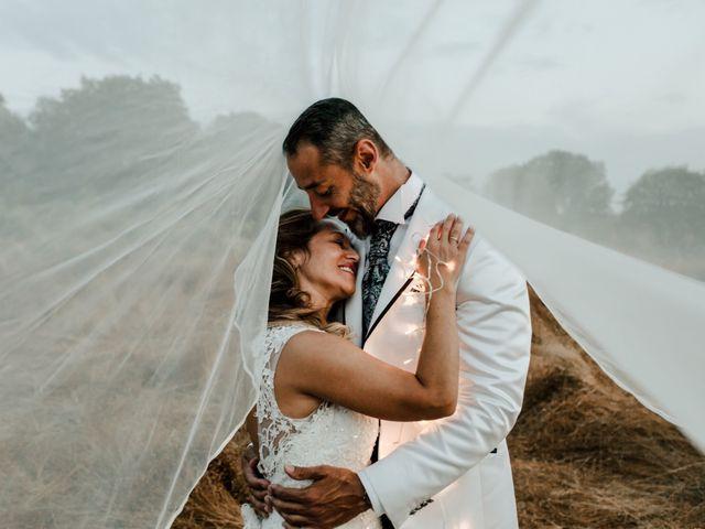 La boda de Mª Ángeles y Juanfra
