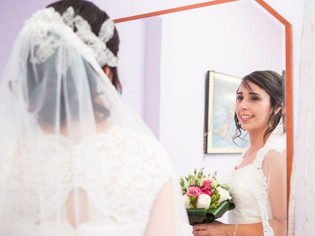 La boda de Jorge y Cristina en Carranque, Toledo 7