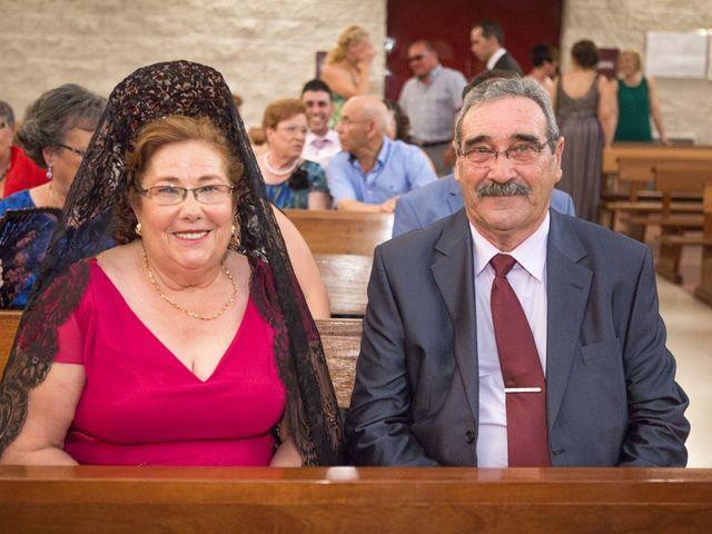 La boda de Jorge y Cristina en Carranque, Toledo 8