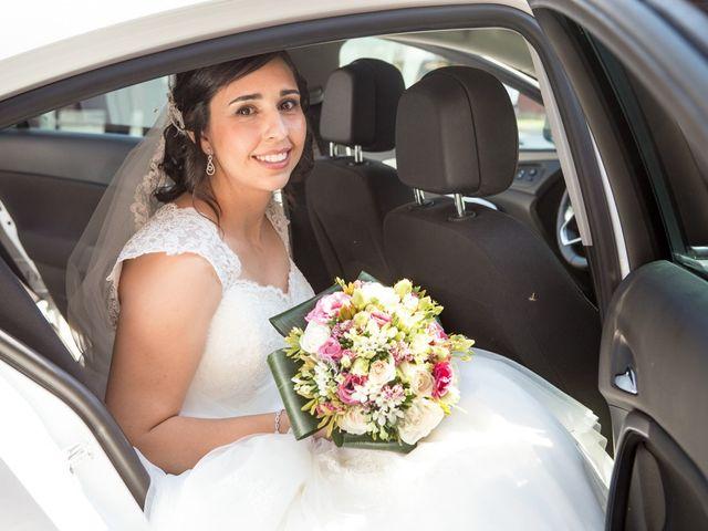 La boda de Jorge y Cristina en Carranque, Toledo 9