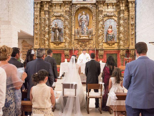 La boda de Jorge y Cristina en Carranque, Toledo 11