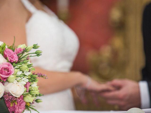 La boda de Jorge y Cristina en Carranque, Toledo 12