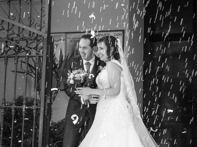 La boda de Jorge y Cristina en Carranque, Toledo 14