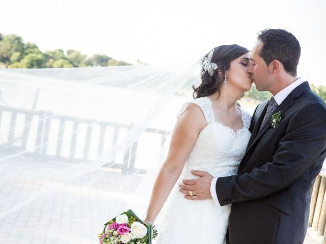 La boda de Jorge y Cristina en Carranque, Toledo 15