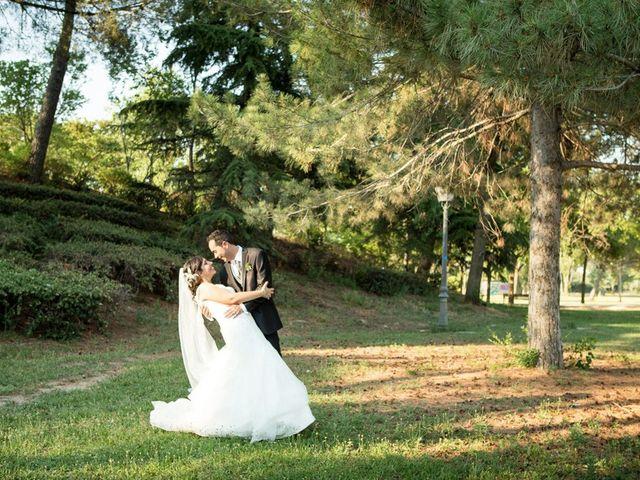 La boda de Jorge y Cristina en Carranque, Toledo 17