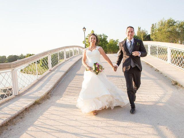 La boda de Jorge y Cristina en Carranque, Toledo 19