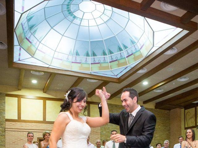 La boda de Jorge y Cristina en Carranque, Toledo 29
