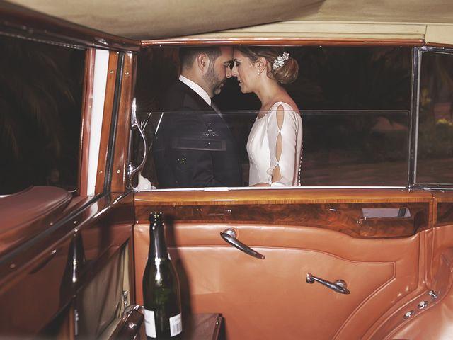 La boda de Vicky y Tony