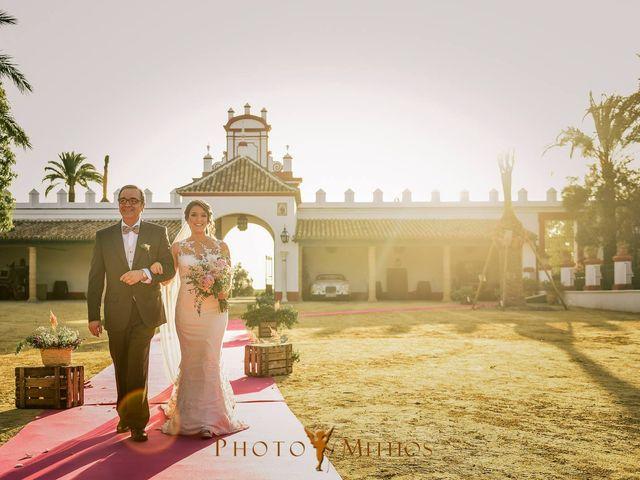 La boda de Fernando y Enma en Sevilla, Sevilla 8