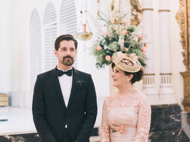 La boda de Mariano y Rosario en Almería, Almería 10