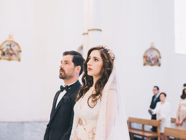 La boda de Mariano y Rosario en Almería, Almería 11