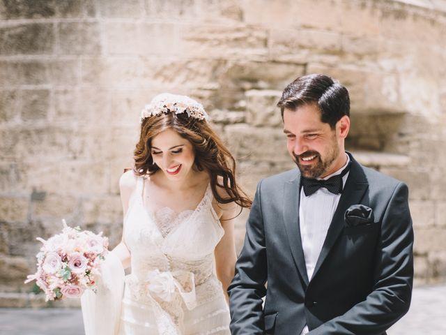 La boda de Mariano y Rosario en Almería, Almería 14