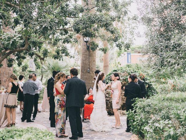 La boda de Mariano y Rosario en Almería, Almería 18