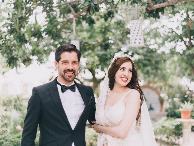 La boda de Mariano y Rosario en Almería, Almería 20