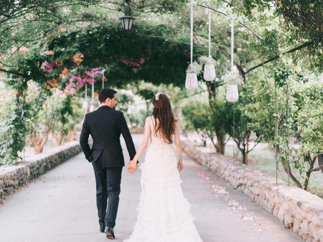 La boda de Mariano y Rosario en Almería, Almería 28