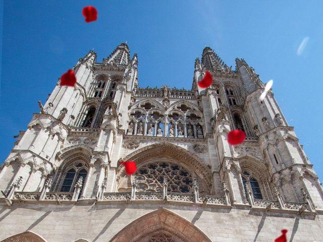 La boda de Álvaro y Laura en Burgos, Burgos 14