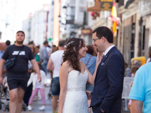 La boda de Álvaro y Laura en Burgos, Burgos 19