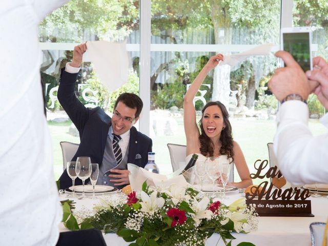 La boda de Álvaro y Laura en Burgos, Burgos 25