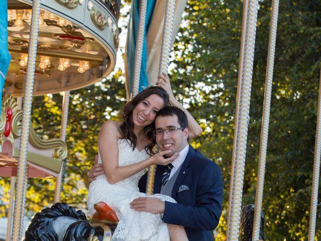 La boda de Álvaro y Laura en Burgos, Burgos 53