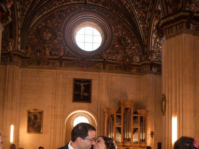 La boda de Álvaro y Laura en Burgos, Burgos 13