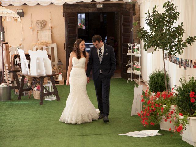 La boda de Álvaro y Laura en Burgos, Burgos 24