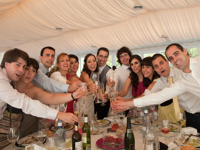 La boda de Álvaro y Laura en Burgos, Burgos 34