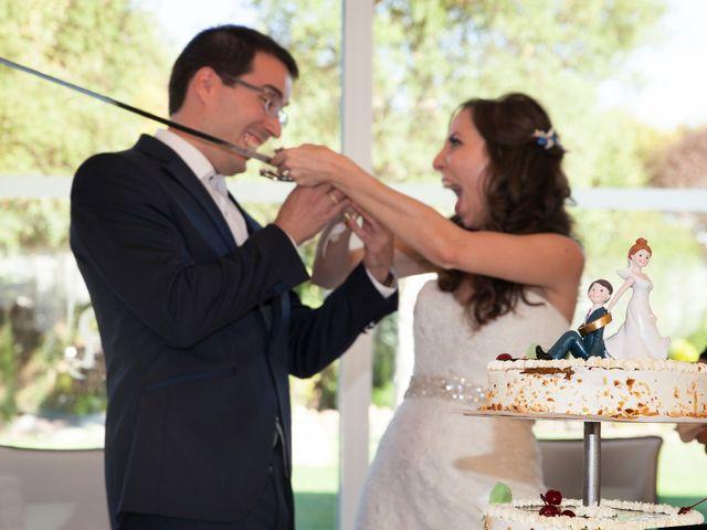 La boda de Álvaro y Laura en Burgos, Burgos 28