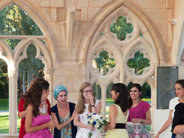 La boda de Álvaro y Laura en Burgos, Burgos 44