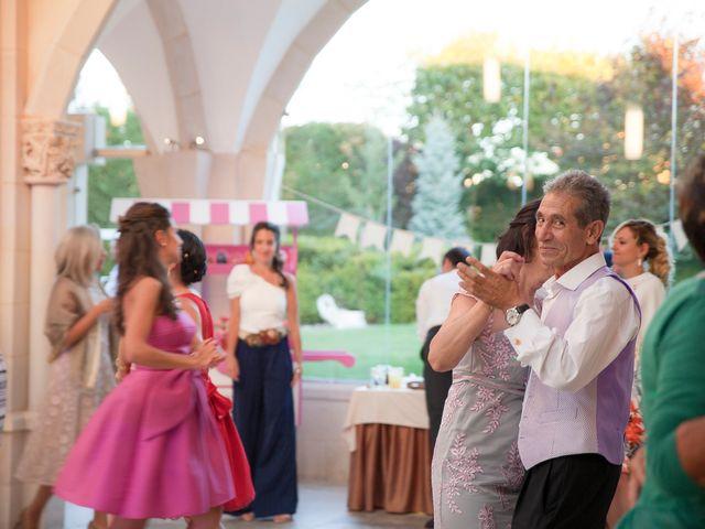 La boda de Álvaro y Laura en Burgos, Burgos 46