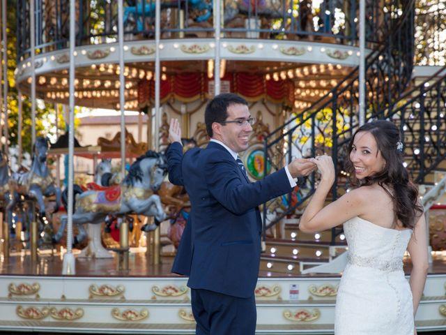 La boda de Álvaro y Laura en Burgos, Burgos 51