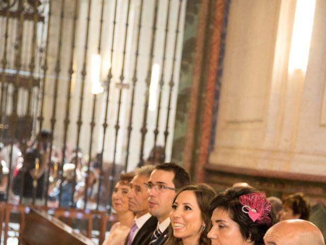 La boda de Álvaro y Laura en Burgos, Burgos 11