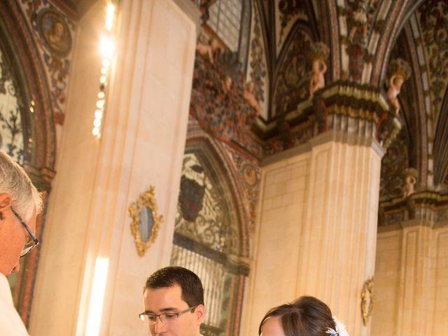La boda de Álvaro y Laura en Burgos, Burgos 9