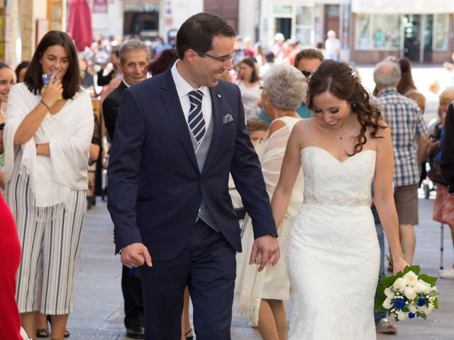 La boda de Álvaro y Laura en Burgos, Burgos 18